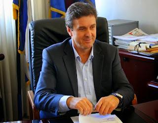 Αποτέλεσμα εικόνας για Δημήτρης Μπίνος Δήμαρχος