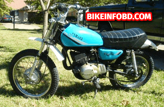 Yamaha GT80 1981