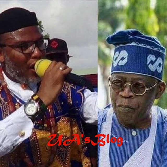 """ You Have Disappointed, Disgraced The Noble Yoruba Ancestry"" – Nnamdi Kanu Blasts Tinubu"