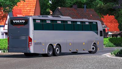 Volvo B9R I-shift Multiaxle version 2.0