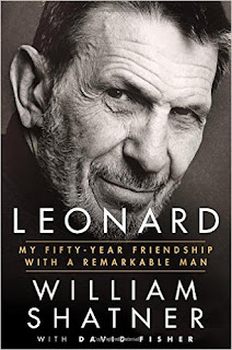 Cover of Leonard, my fifty-year friendship with a remarkable man