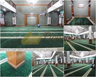 Karpet Sajadah Masjid, Sajadah Turki, Karpet Masjid Minimalis