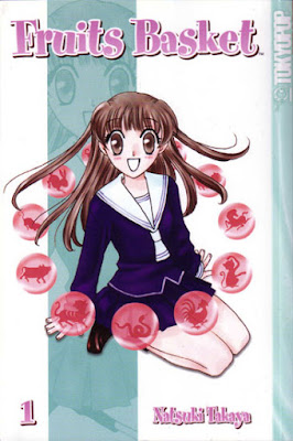 Fruits Basket Manga Cover