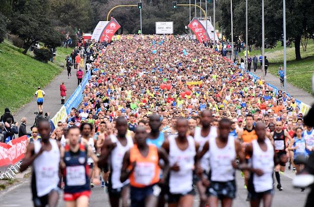 46° RomaOstia Half Marathon - Si corre il 17 Ottobre