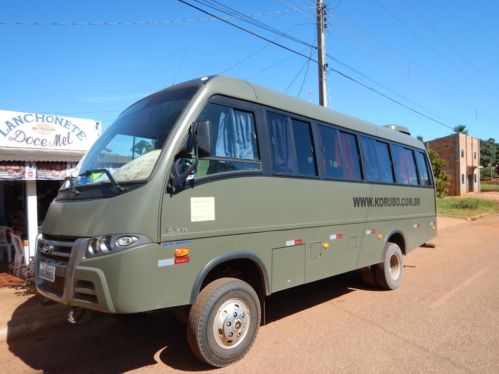 Veículos Korubo Expedições