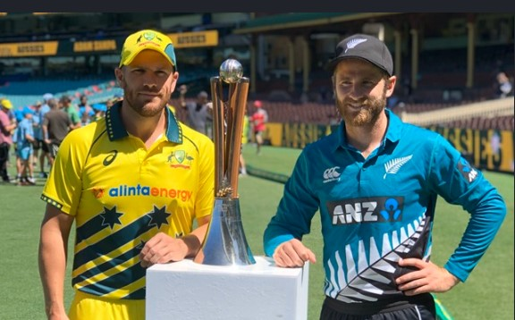 New Zealand VS Australia 1st ODI at Sydney, Mar 13, 02:30 PM LOCAL