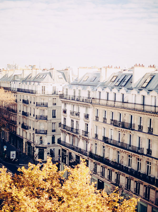 {holiday inspiration | places : christmastime in paris}