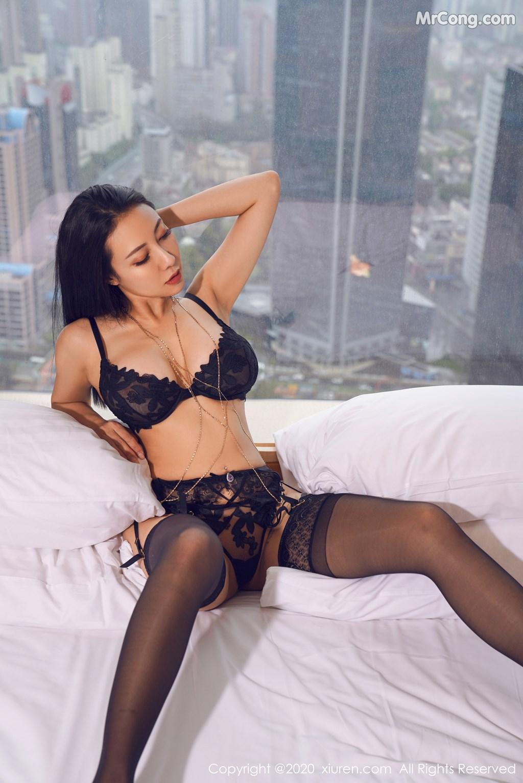 Image XIUREN-No.2142-Victoria-Guo-Er-MrCong.com-009 in post XIUREN No.2142: Victoria (果儿) (59 ảnh)