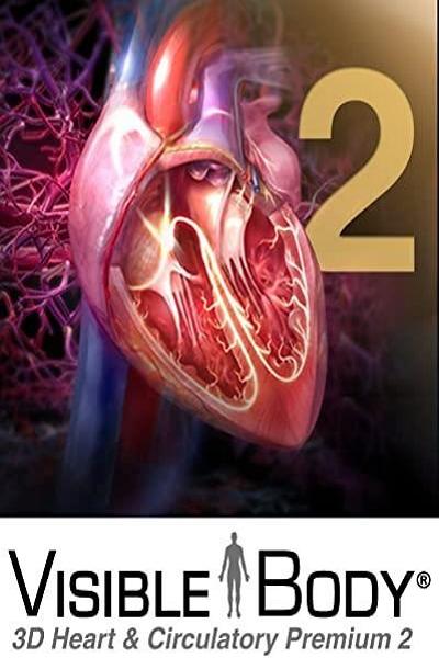 3D Heart and Circulatory Premium