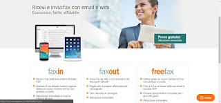 servizio Messagenet Fax