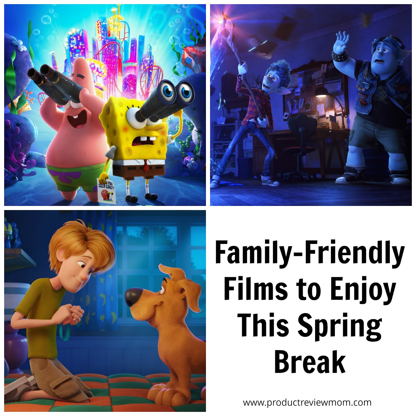 Family-Friendly Films to Enjoy This Spring Break