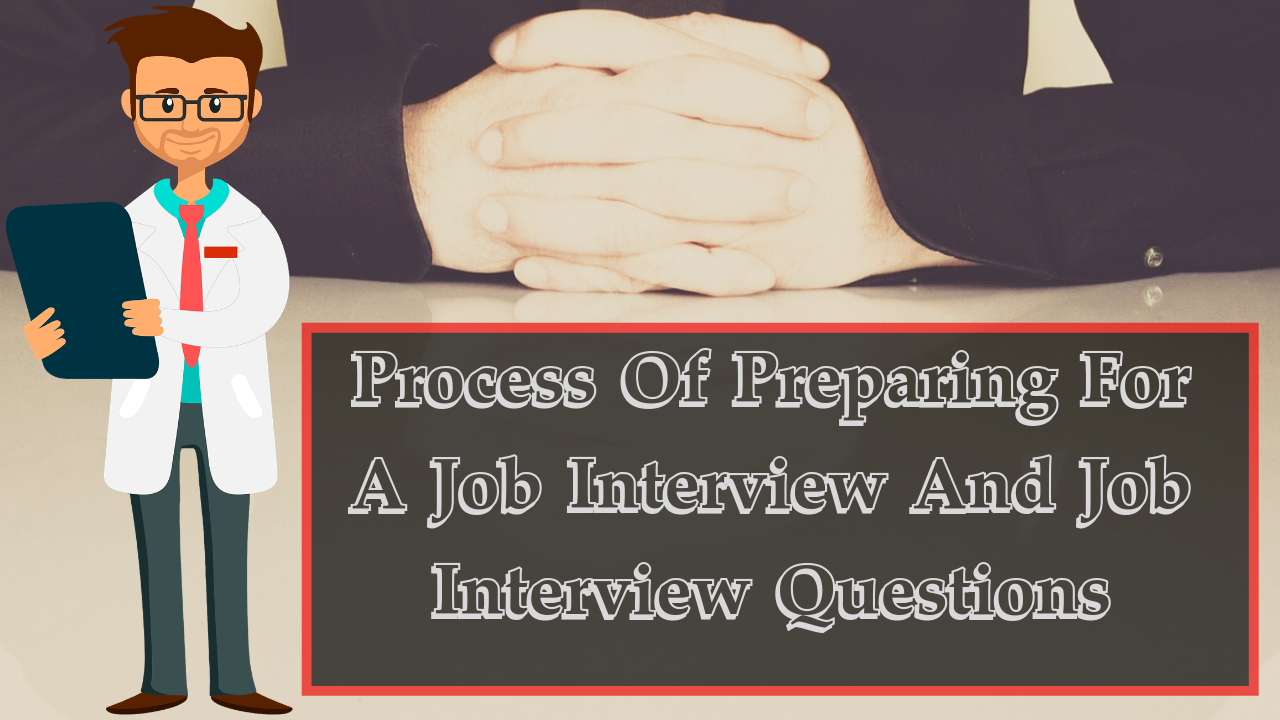 Process Of Preparing For A Job Interview And Job Interview Questions Itifitter.com