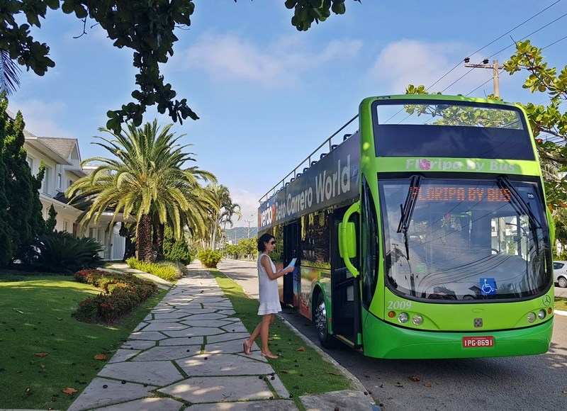 Ônibus Turístico de Florianópolis