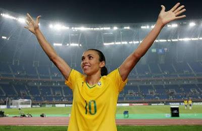 Alagoana Marta é cortada da seleção feminina após testar positivo para covid-19