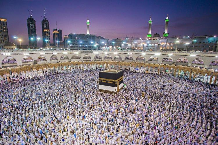 Baitullah tempat haji dan umrah umat islam