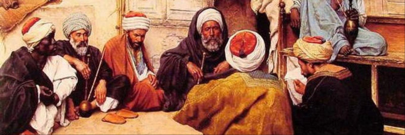 hiwar bahasa arab peradaban islam