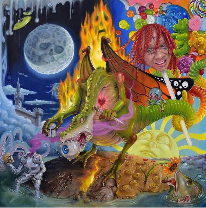 Music MP3: MP3: Trippie Redd Ft. XXXTENTACION – Danny Phantom