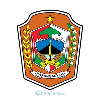 Kabupaten Karanganyar Logo Vector