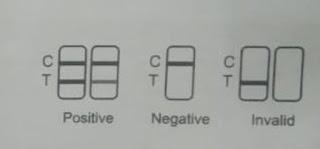 interpretasi hasil swab antigen rapid test healgen covid19