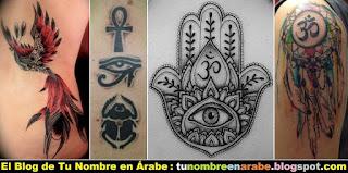 Mejores tatuajes de simbolos