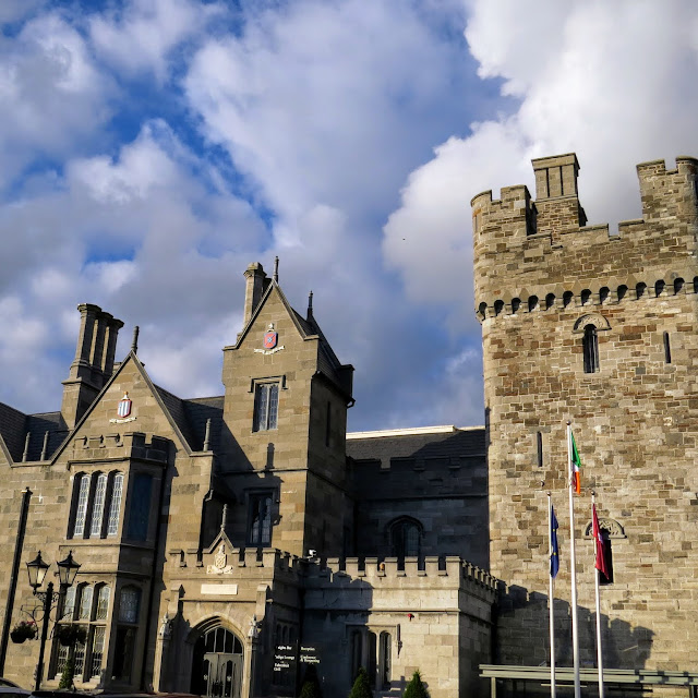 Dublin days out: Clontarf Castle Hotel
