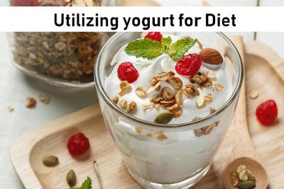 Yogurt diet, yogurt