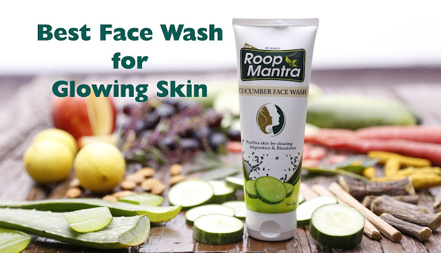 Roop Mantra Best Face wash for Glowing Skin