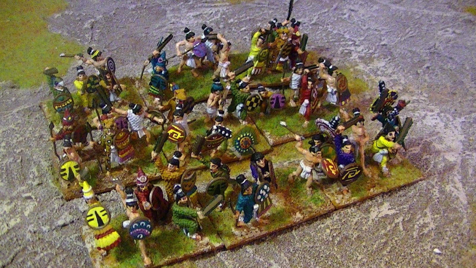 Alliance Mexica (Aztèques) PIC_3835