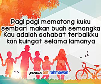 Pantun Sahabat untuk Anak SD, SMP dan SMA - Operator Sekolah