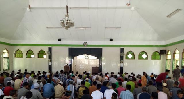Imbauan Menteri Agama terkait Sholat Tarawih dan Buka Puasa selama PSBB