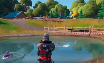 Fishing, Fortnite, Chapter 2, Season 1