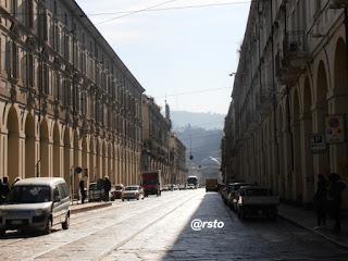 via Po Torino