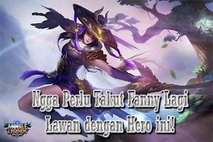 Ini Dia 5 Hero Counter Fanny Terbaik di Mobile Legends