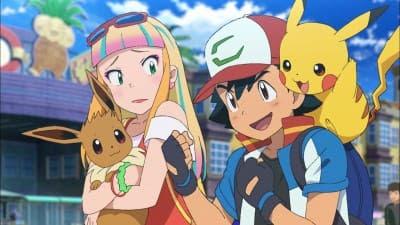 Ash y Risa