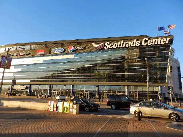 Scottrade Center Luxury Suites, Single Event Rentals