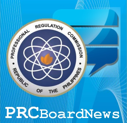 PRC Board News logo