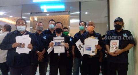 Garda Demokrasi Laporkan SBY dan AHY karena Fitnah Jokowi, Ditolak Bareskrim