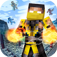 Block Mortal Survival Battle Mod Apk