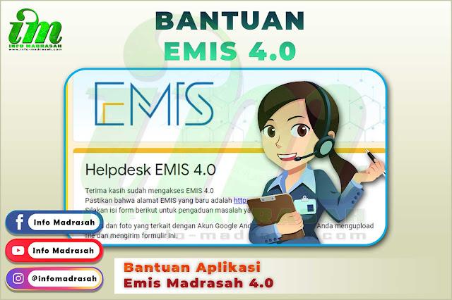 Bantuan Aplikasi Emis Madrasah 4.0