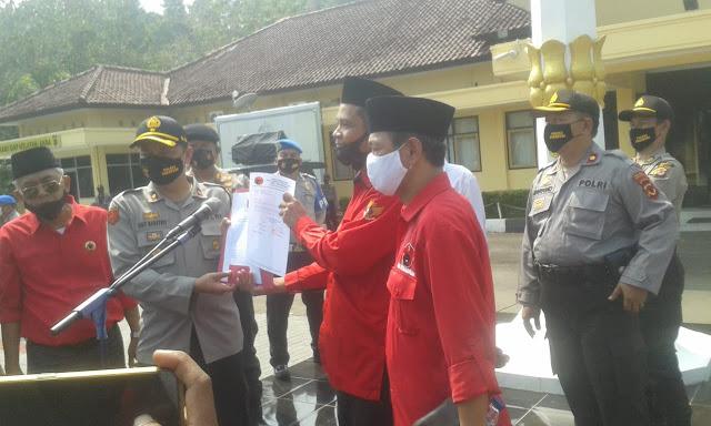Polemik RUU HIP, PDIP Sukabumi: Kita Tetap Pancasila