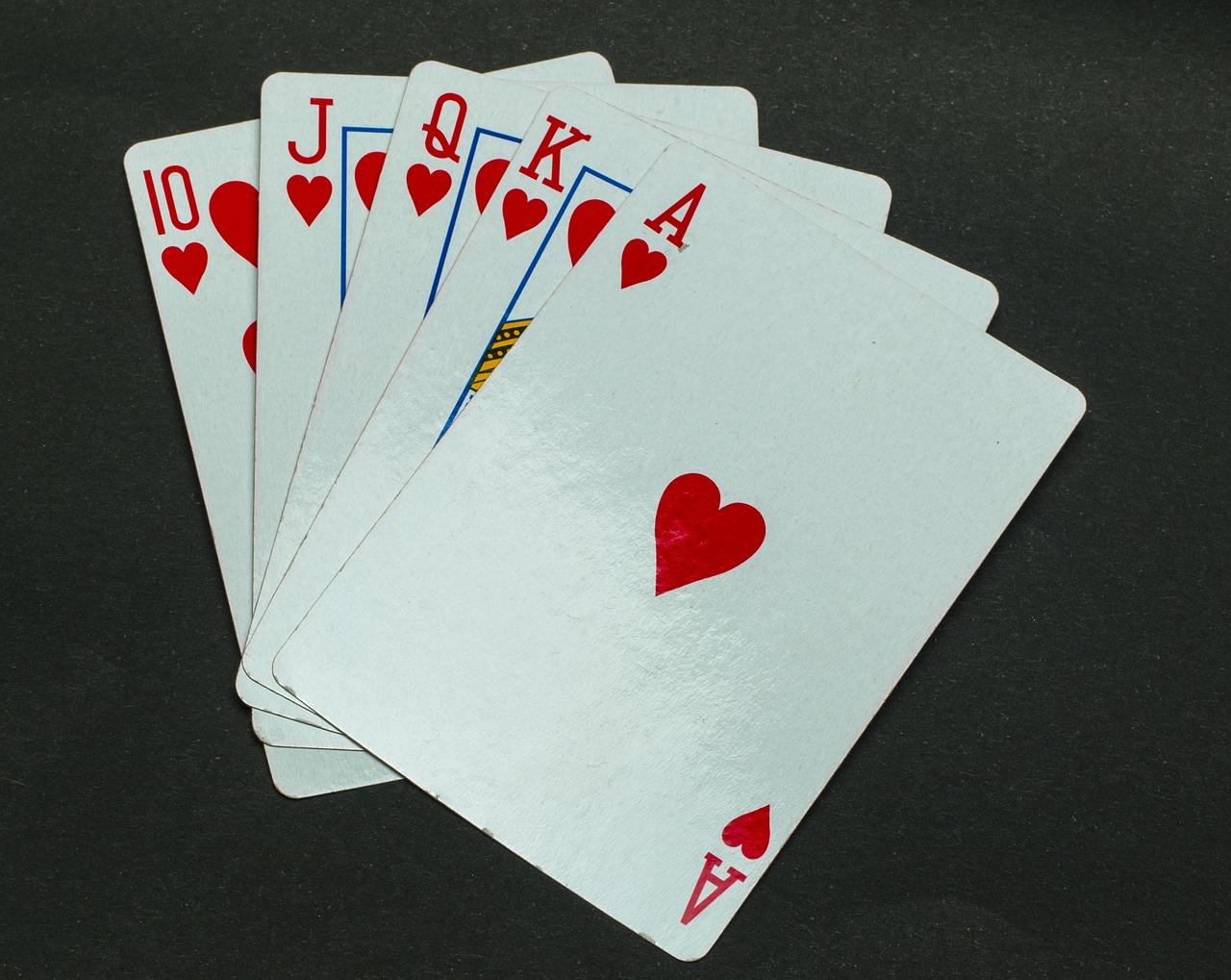 Póker reglas orden