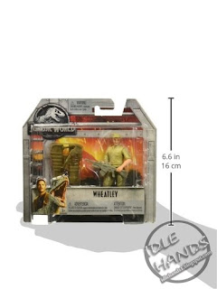 Mattel Jurassic World Toys Wheatley 01
