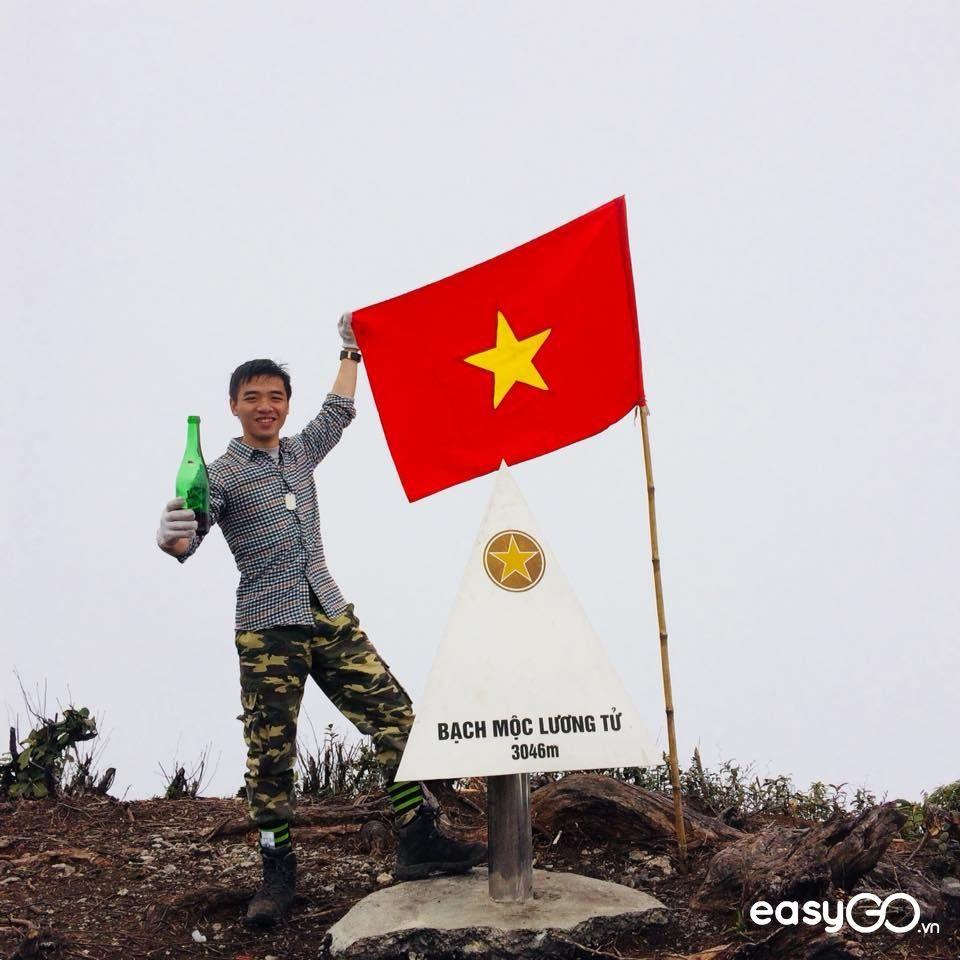 leo Bạch Mộc Lương Tử
