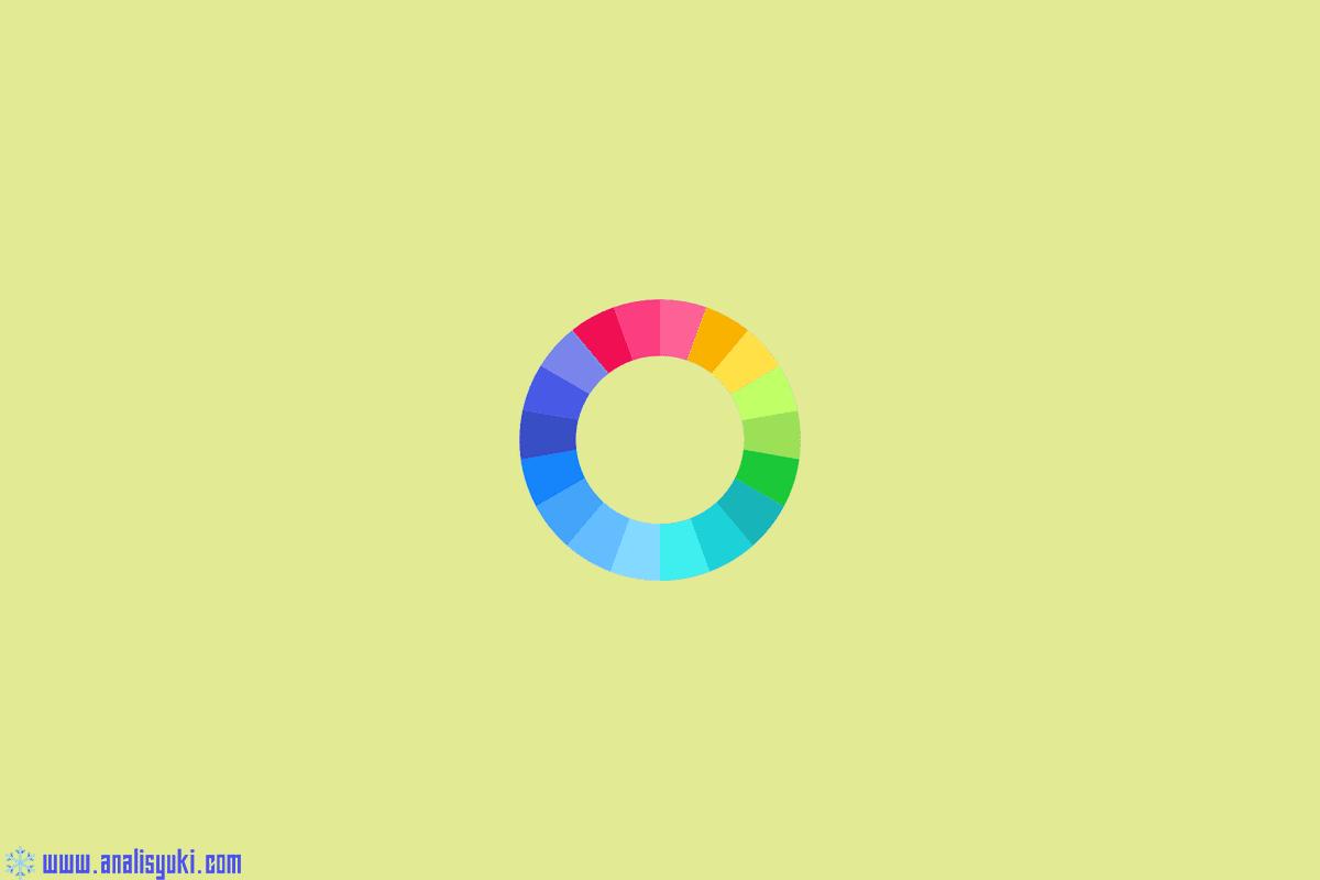 Cara Mengubah Warna Header Template Viral Go Menjadi Gradient Color