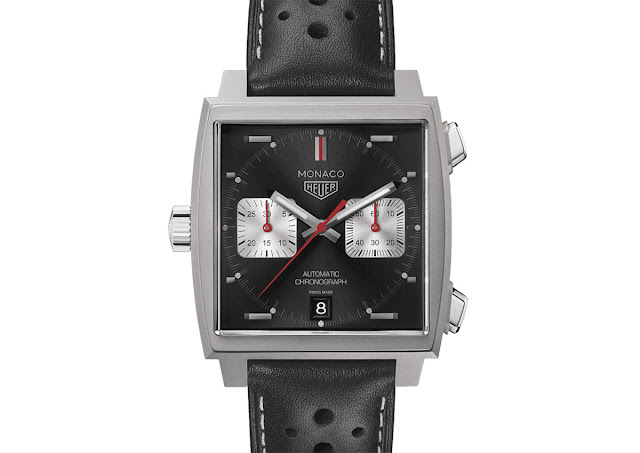 TAG Heuer Monaco 50th Anniversary 2010's Special Edition ref. CAW211Z.FC6470