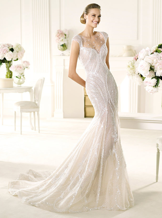 Runway Fashions About Weddings: Inspired Pronovias Wedding ...