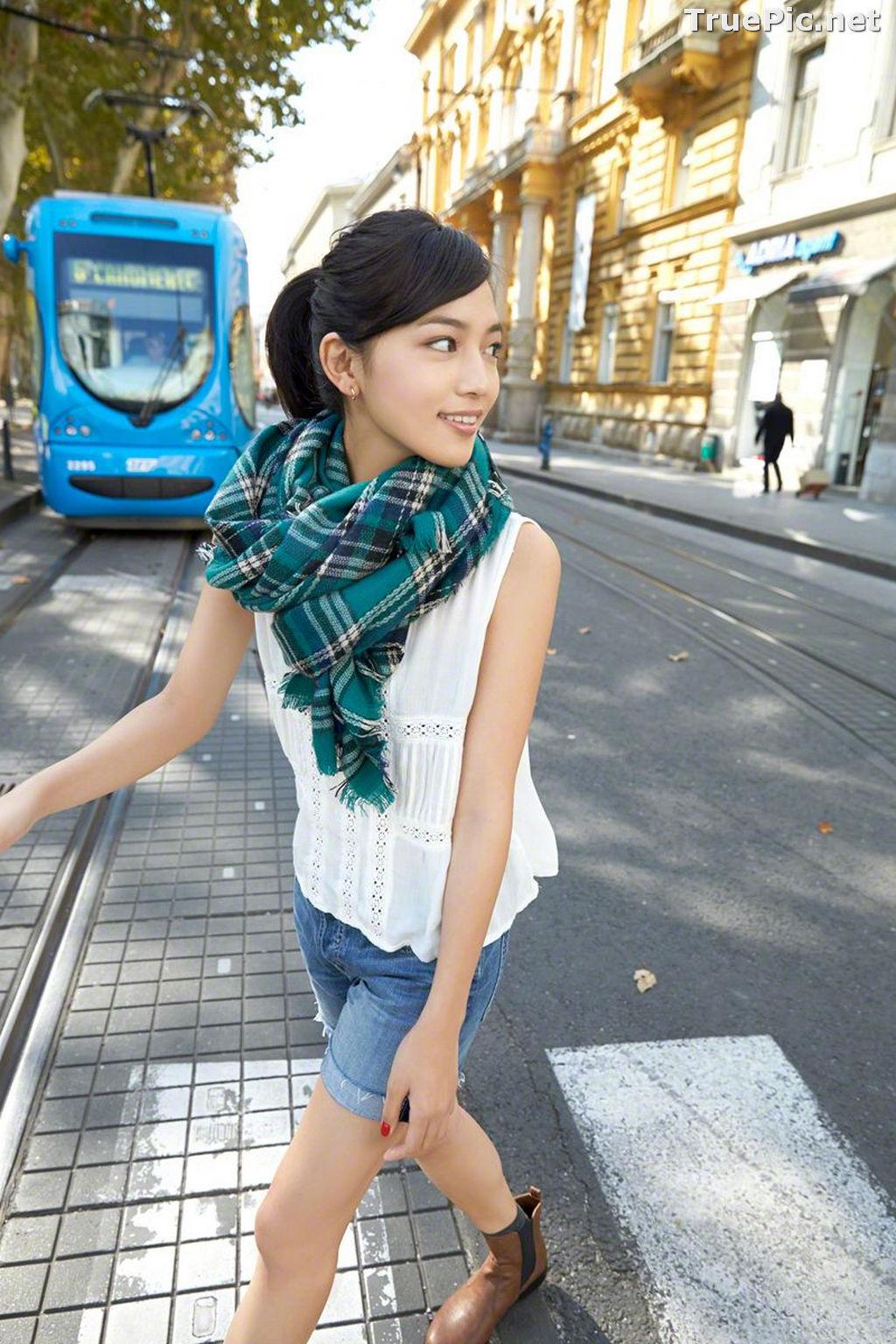 Image Wanibooks No.132 - Japanese Actress and Gravure Idol - Haruna Kawaguchi - TruePic.net - Picture-1