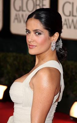 Salma Hayek Actress hot tight dress