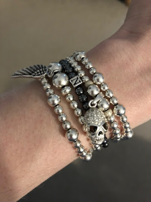 penny laine company, thurrock, essex, local business, handmade silver bracelets, review, nicki kinickie,