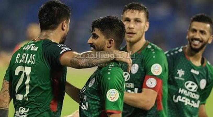الإتفاق يتغلب على التعاون بهدف وحيد في الجولة الثالثه عشر من الدوري السعودي